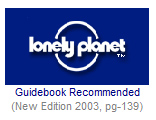 Recommendation from Lonely Planet
